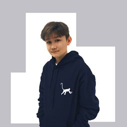 Monkey Donkey coola designade hoodies